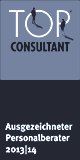 Top Consultant 2013/2014 (Personalberater)